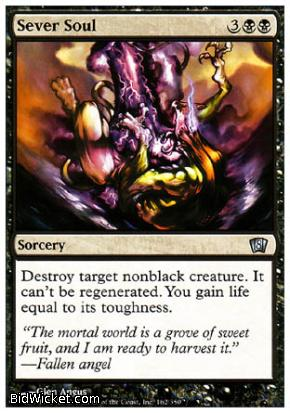 Sever Soul, 8th Edition, Magic the Gathering