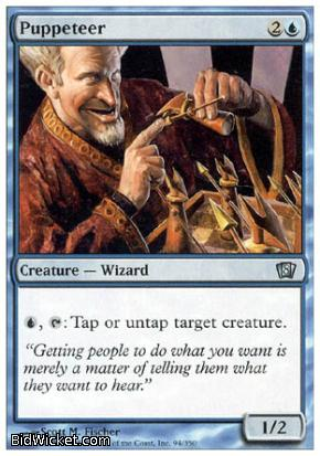 Puppeteer, 8th Edition, Magic the Gathering
