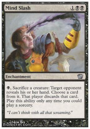 Mind Slash, 8th Edition, Magic the Gathering