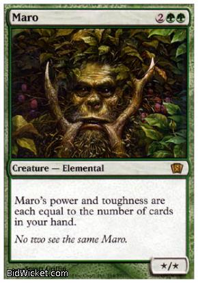 Maro, 8th Edition, Magic the Gathering