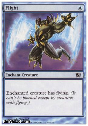 Flight, 8th Edition, Magic the Gathering