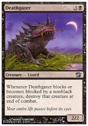 Deathgazer, 8th Edition, Magic the Gathering