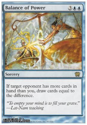 Balance of Power, 8th Edition, Magic the Gathering