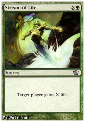 Stream of Life, 8th Edition, Magic the Gathering