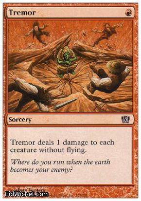 Tremor, 8th Edition, Magic the Gathering
