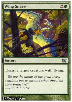 Wing Snare, 8th Edition, Magic the Gathering