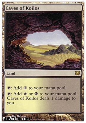 Caves of Koilos, 9th Edition, Magic the Gathering
