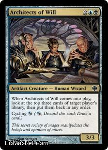 Architects of Will, Alara Reborn, Magic the Gathering