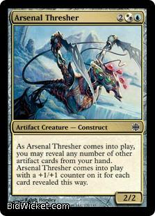 Arsenal Thresher, Alara Reborn, Magic the Gathering
