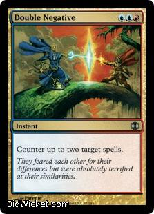 Double Negative, Alara Reborn, Magic the Gathering