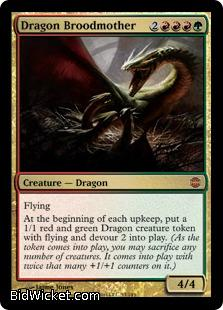Dragon Broodmother, Alara Reborn, Magic the Gathering