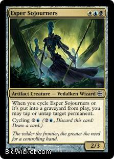 Esper Sojourners, Alara Reborn, Magic the Gathering