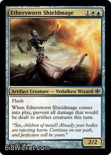 Ethersworn Shieldmage, Alara Reborn, Magic the Gathering
