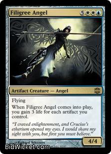 Filigree Angel, Alara Reborn, Magic the Gathering