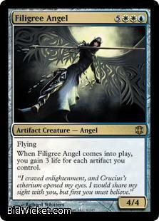 Filigree Angel, Alara Reborn, Magic the Gathering