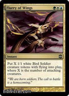 Flurry of Wings, Alara Reborn, Magic the Gathering