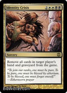 Identity Crisis, Alara Reborn, Magic the Gathering