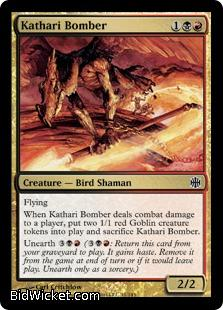 Kathari Bomber, Alara Reborn, Magic the Gathering