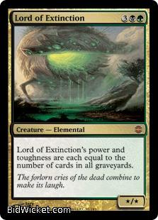 Lord of Extinction, Alara Reborn, Magic the Gathering