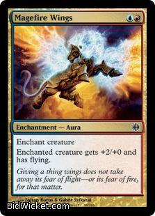 Magefire Wings, Alara Reborn, Magic the Gathering