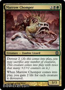 Marrow Chomper, Alara Reborn, Magic the Gathering