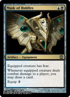 Mask of Riddles, Alara Reborn, Magic the Gathering