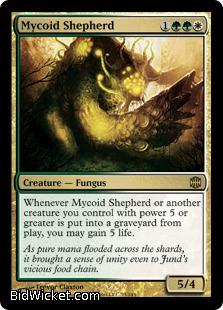 Mycoid Shepherd, Alara Reborn, Magic the Gathering