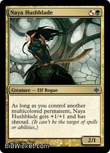 Naya Hushblade, Alara Reborn, Magic the Gathering