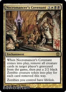 Necromancer's Covenant, Alara Reborn, Magic the Gathering