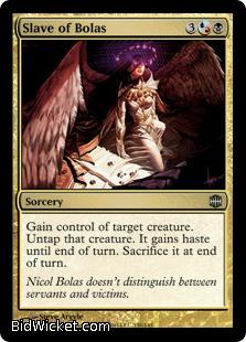 Slave of Bolas, Alara Reborn, Magic the Gathering