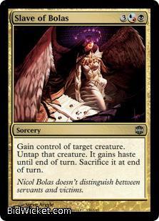 Slave of Bolas, Alara Reborn, Magic the Gathering
