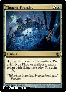 Thopter Foundry, Alara Reborn, Magic the Gathering