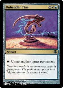 Unbender Tine, Alara Reborn, Magic the Gathering