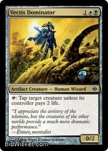 Vectis Dominator, Alara Reborn, Magic the Gathering