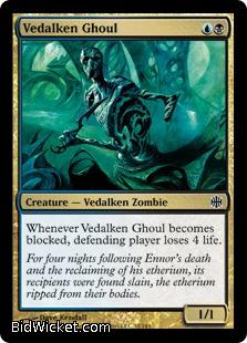 Vedalken Ghoul, Alara Reborn, Magic the Gathering