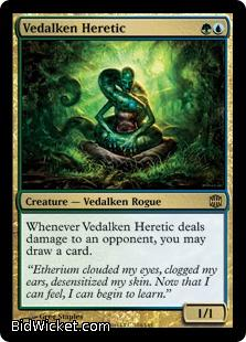 Vedalken Heretic, Alara Reborn, Magic the Gathering