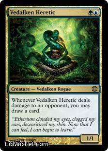 Vedalken Heretic, Alara Reborn, Magic the Gathering