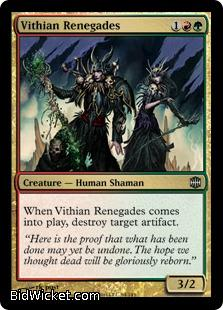 Vithian Renegades, Alara Reborn, Magic the Gathering