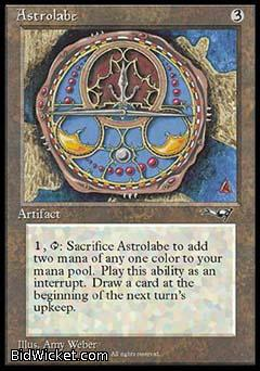 Astrolabe (1), Alliances, Magic the Gathering