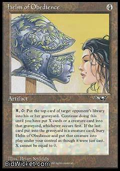 Helm of Obedience, Alliances, Magic the Gathering