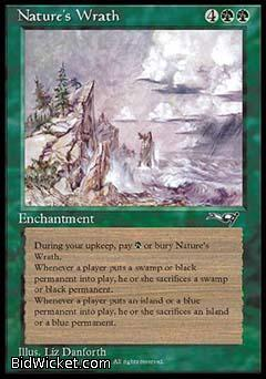 Nature's Wrath, Alliances, Magic the Gathering