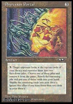 Phyrexian Portal, Alliances, Magic the Gathering