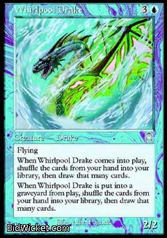 Whirlpool Drake, Apocalypse, Magic the Gathering