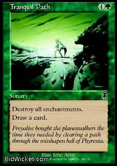 Tranquil Path, Apocalypse, Magic the Gathering