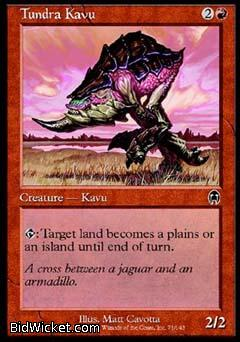 Tundra Kavu, Apocalypse, Magic the Gathering