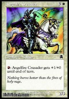 Angelfire Crusader, Apocalypse, Magic the Gathering