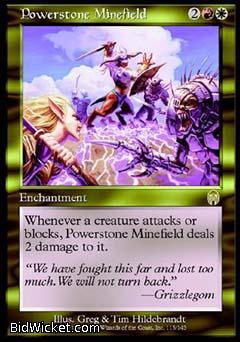 Powerstone Minefield, Apocalypse, Magic the Gathering