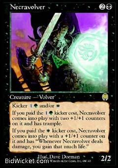Necravolver, Apocalypse, Magic the Gathering