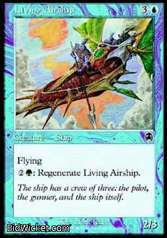 Living Airship, Apocalypse, Magic the Gathering