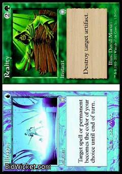 Illusion/Reality (Illusion), Apocalypse, Magic the Gathering